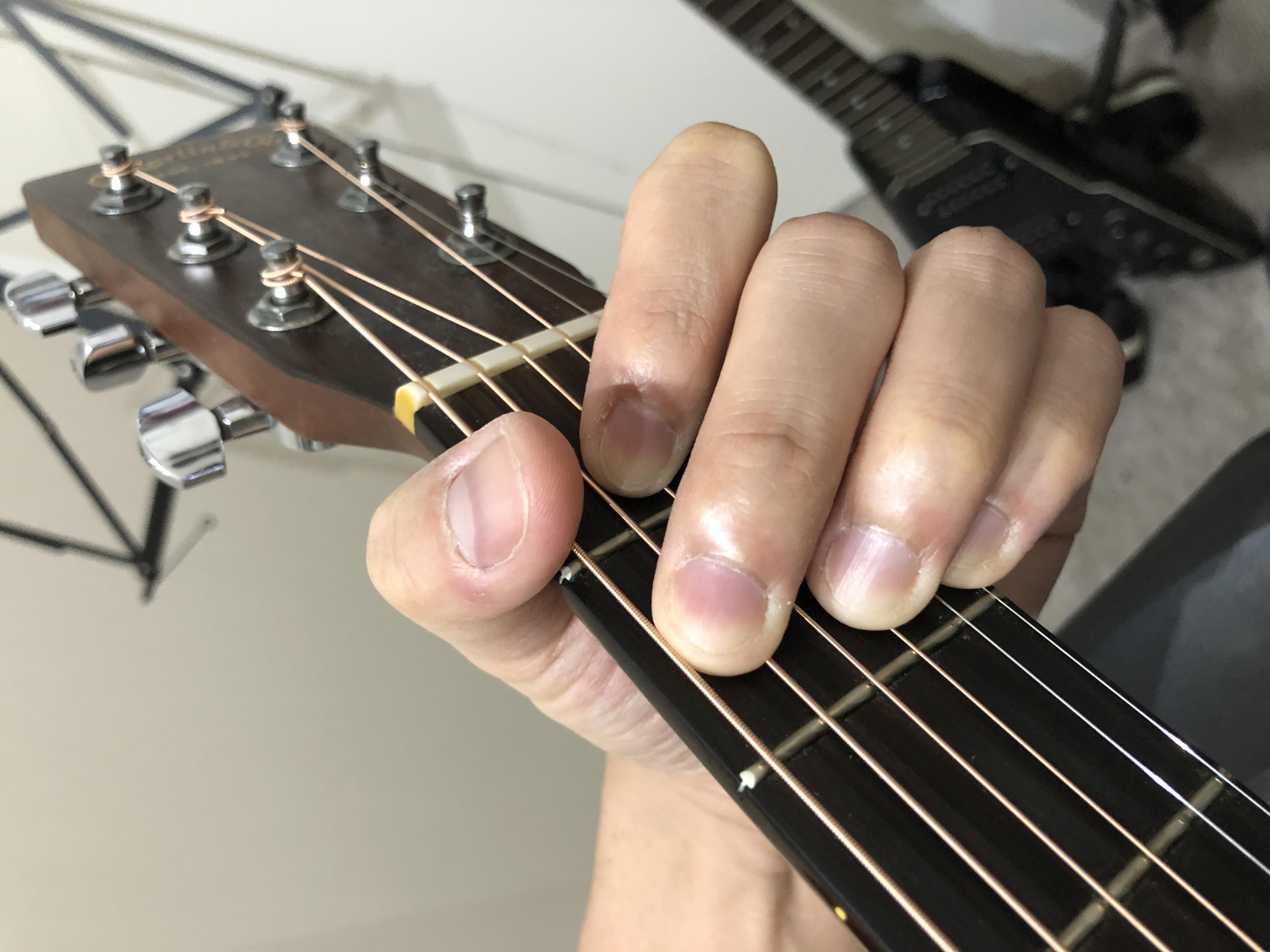 オンライギターレッスン